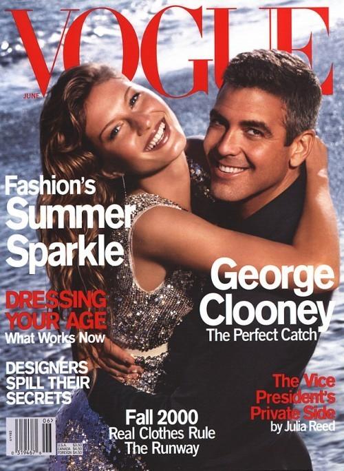 Вспомнить все или 11 обложек Жизель для Vogue US. Изображение № 5.