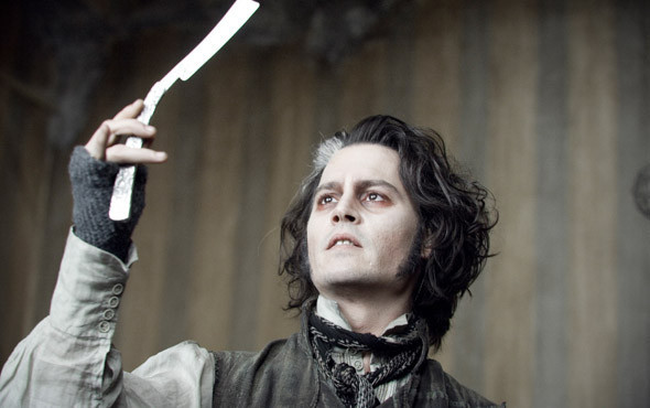 Мстительный цирюльник в викторианском Лондоне. «Суини Тодд, демон-парикмахер с Флит-стрит», 2007. Изображение №29.