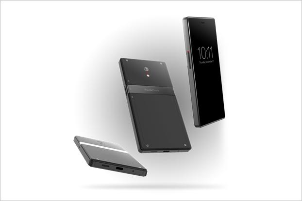 Финская компания показала новый модульный смартфон. Изображение № 2.