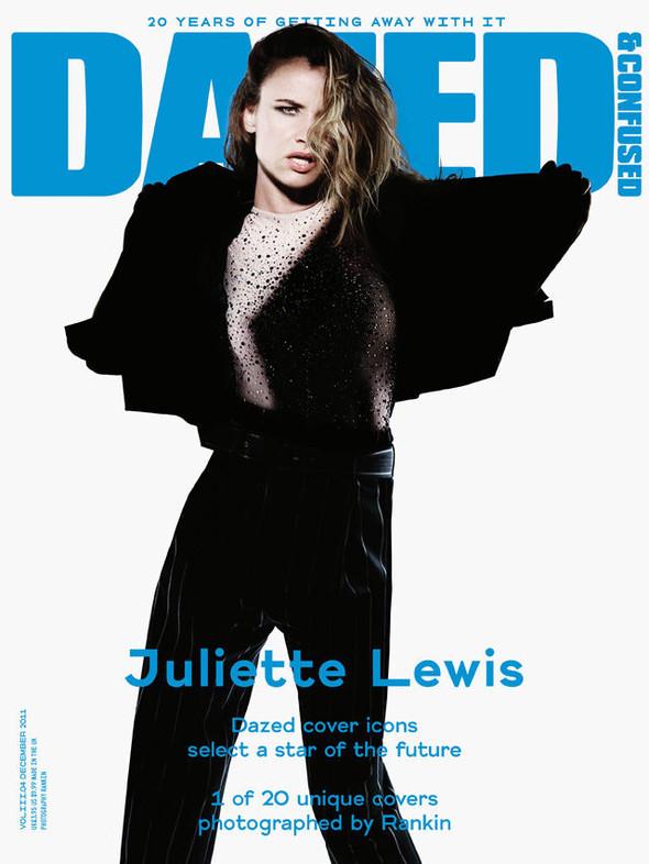 Обложки: 20 знаменитостей в объективе Ранкина для Dazed & Confused. Изображение № 12.