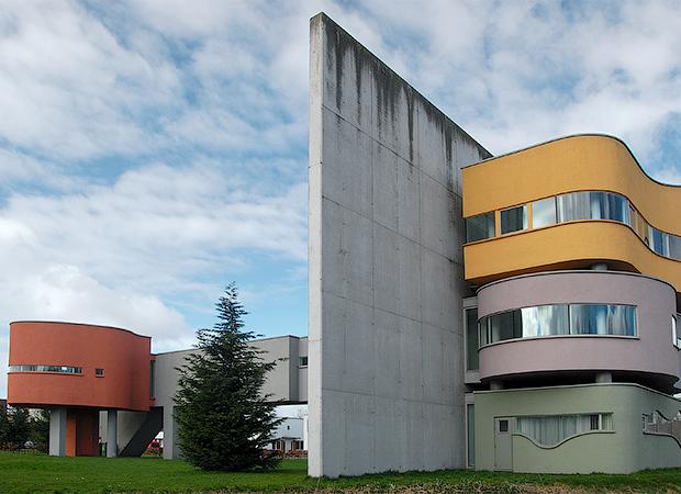 Как Шигеру Бан получил премию не за архитектуру. Изображение № 3.