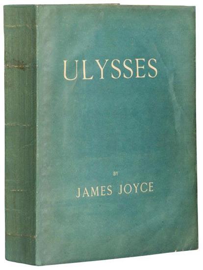 Поток сознания Джеймса Джойса. Изображение № 1.