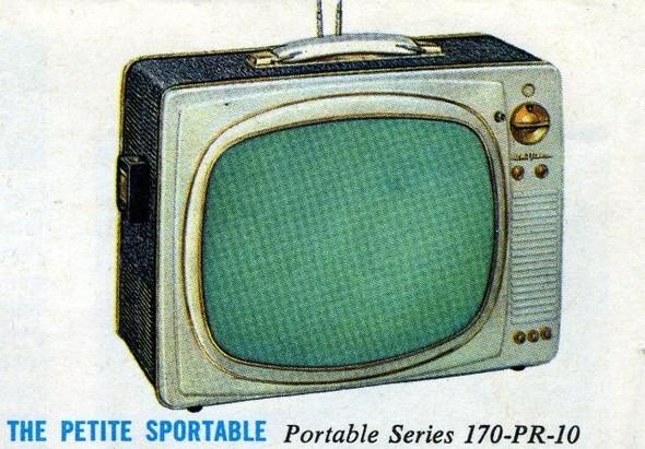 Телевизоры 1960х годов. Изображение № 5.