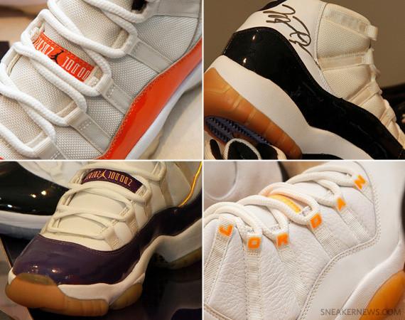 Air Jordan XI Samples & PEs @ K-PALS 2012. Изображение № 6.