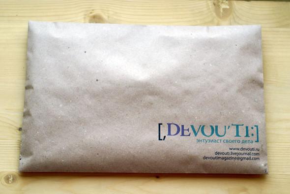 Эко-сумки – решение дляотпуска от[, DEVOU'TI:]. Изображение № 4.