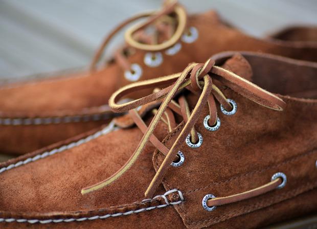 Ботинки Chukka от Sperry Top-Sider. Изображение № 5.