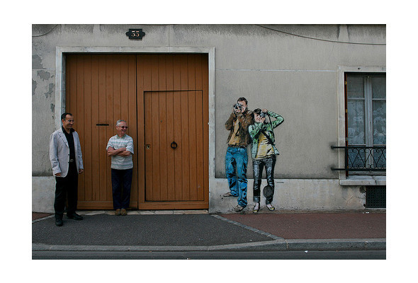 Изображение 52. Le стрит-арт.. Изображение № 67.