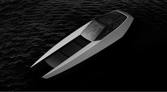 Яхта СodeX. Изображение № 2.