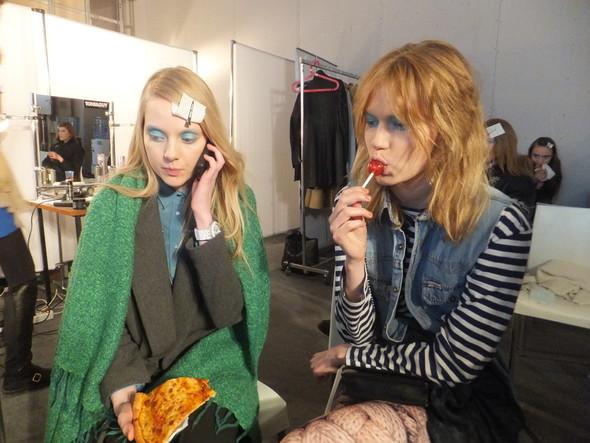 Дневник модели: Показы Lublu Kira Plastinina и a'la Russe. Изображение № 5.