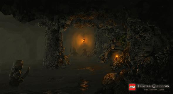 Изображение 8. Компания Disney выпустила игру «LEGO Пираты Карибского Моря».. Изображение № 7.