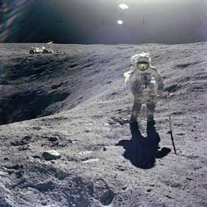 «Лунный заговор» или«Летали лиамериканцы наЛуну?». Изображение № 9.