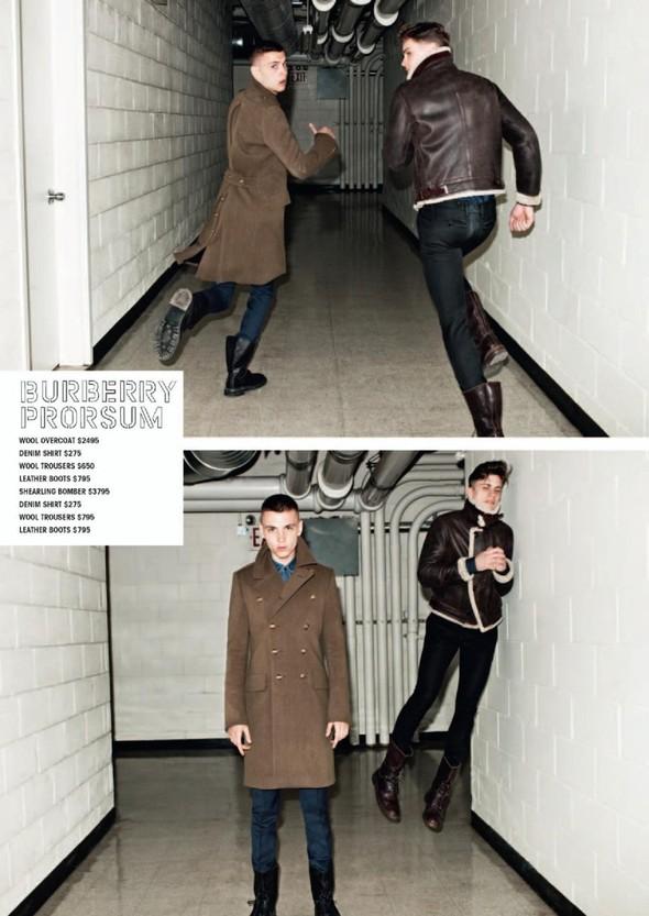 Barneys Fall 2010 Menswear. Изображение № 17.