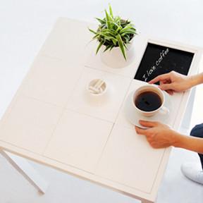 Болтливый COFFEE TABLE. Изображение № 2.
