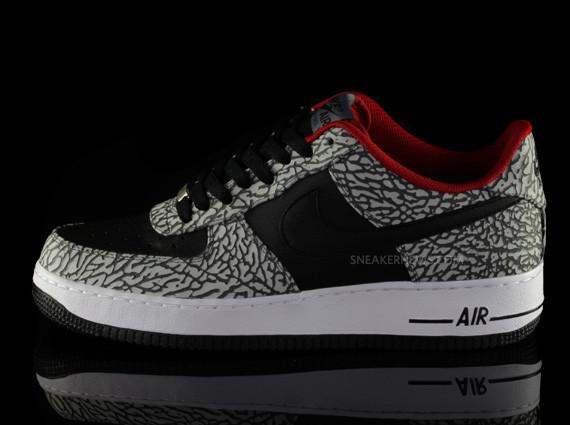Nike Air Force 1 iD Elephant Print – Sneaker News Editions. Изображение № 20.