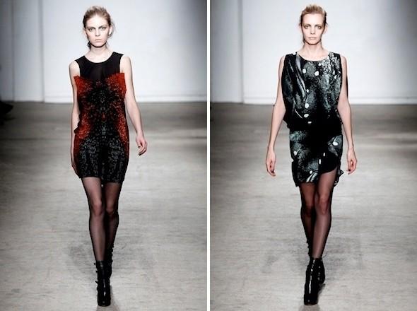 Изображение 5. Показы на Paris Fashion Week FW 2011: день 2.. Изображение № 8.