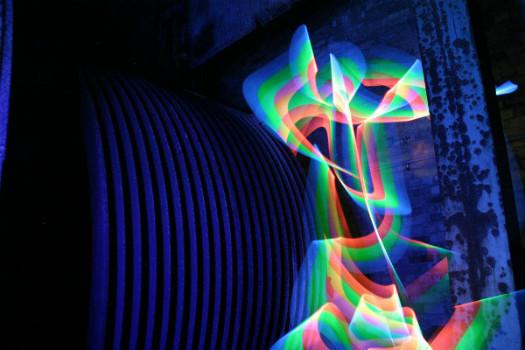 Да будет свет: 7 мастеров по световым граффити. Изображение № 43.