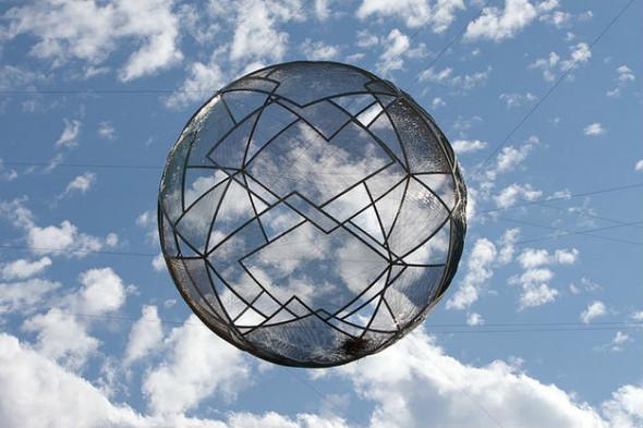10 художников, создающих оптические иллюзии. Изображение № 69.