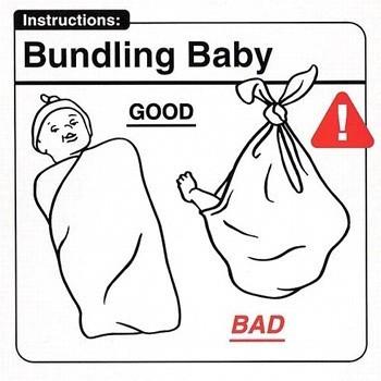Инструкция поэксплуатации младенца. Изображение № 8.