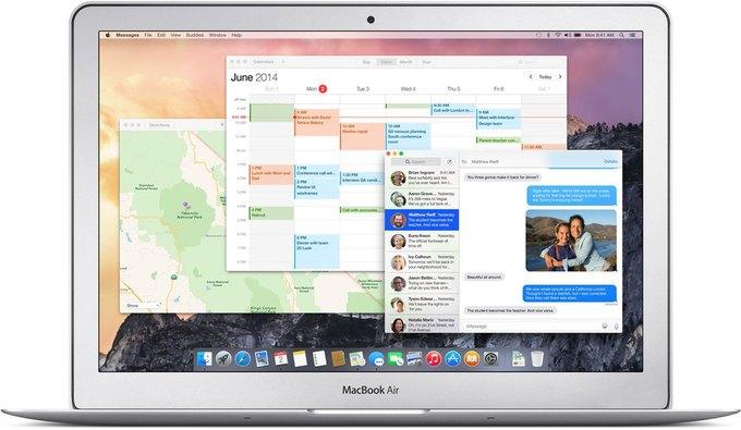 OS X Yosemite откроют для публичного бета-тестирования 24 июля . Изображение № 1.