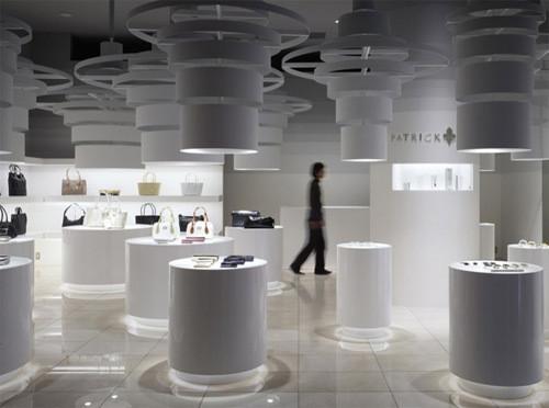 Изображение 36. 20 Великолепных дизайнерских концепций бутиков.. Изображение № 43.