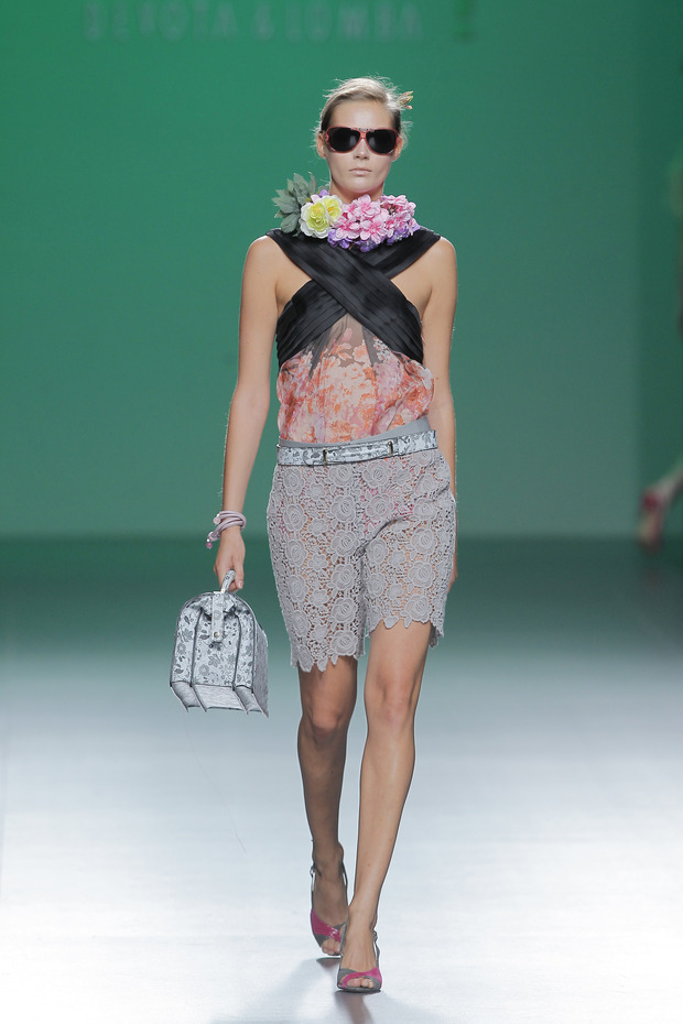 Madrid Fashion Week SS 2013: DEVOTA & LOMBA . Изображение № 13.