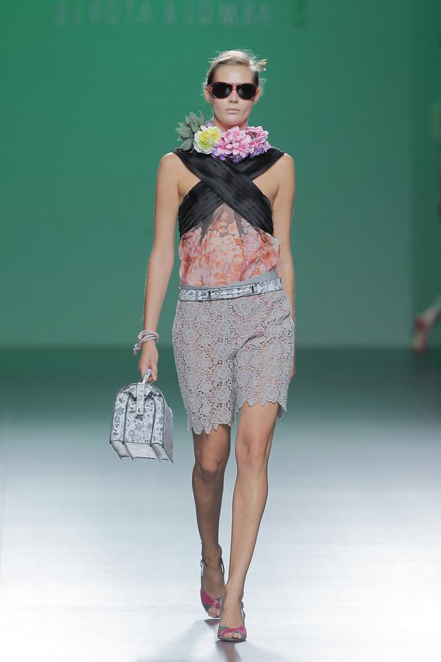 Madrid Fashion Week SS 2013: DEVOTA & LOMBA . Изображение № 13.