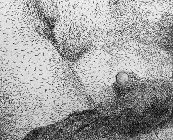 Мона Лиза из котиков или искусство по-японски. Изображение № 4.