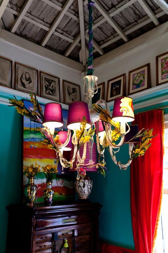 Дом и студия художницы Isabelle Tuchband в Сан Пауло.. Изображение № 21.