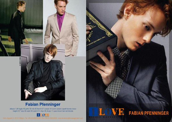Show Package – Milan Men SS 10: I Love Models Mgmt. Изображение № 16.