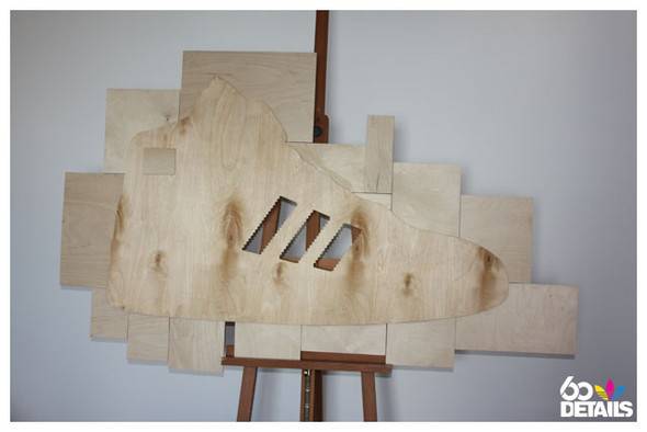 2D sculpture artist: Aske, Sicksystems (process). Изображение № 6.