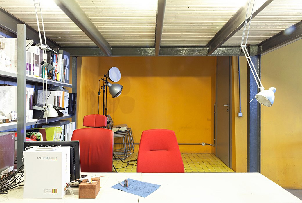 Как устроен офис архитектурной мастерской «za bor». Изображение № 9.