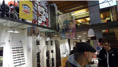 Изображение 14. Барселона: городская мода.. Изображение № 16.