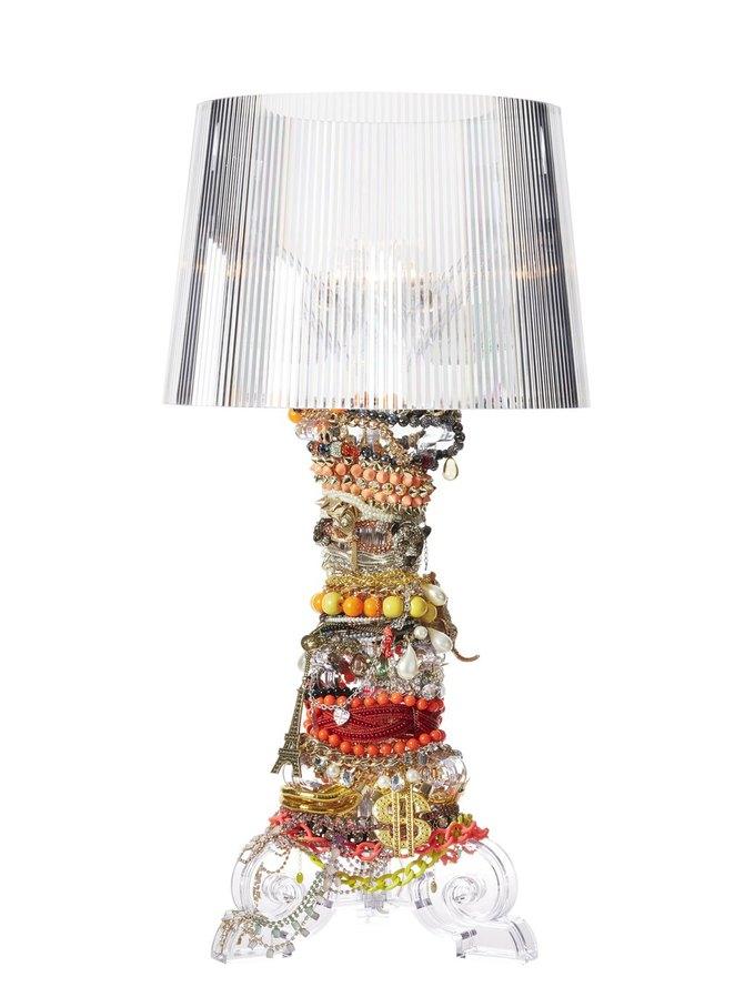 Лампа Bourgie Филиппа Старка. Изображение № 12.