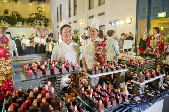 Десертный Бал 2011 - закрытие Московского Гастрономического Фестиваля. Изображение № 19.