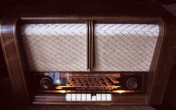 Радиоприемники в стиле ретро. Изображение № 7.