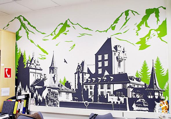 Оформление офиса компании Fischer. Изображение № 25.