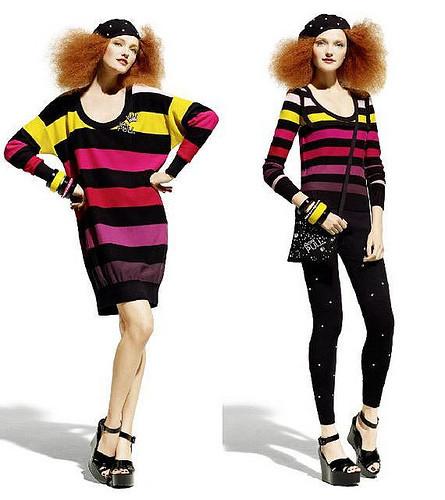Изображение 1. Sonia Rykiel pour H&M: теперь и в России.. Изображение № 1.