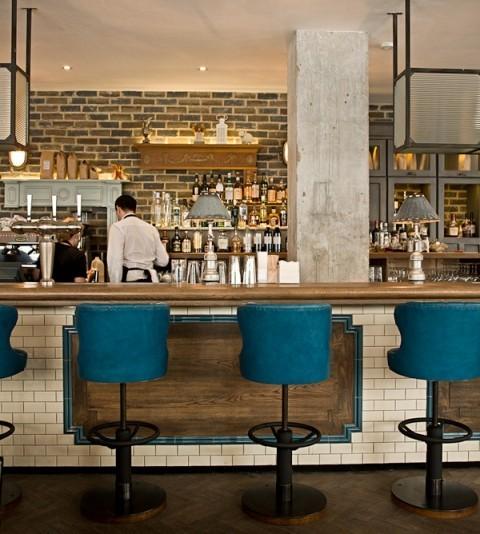 Место есть: Новые рестораны в главных городах мира. Изображение № 89.