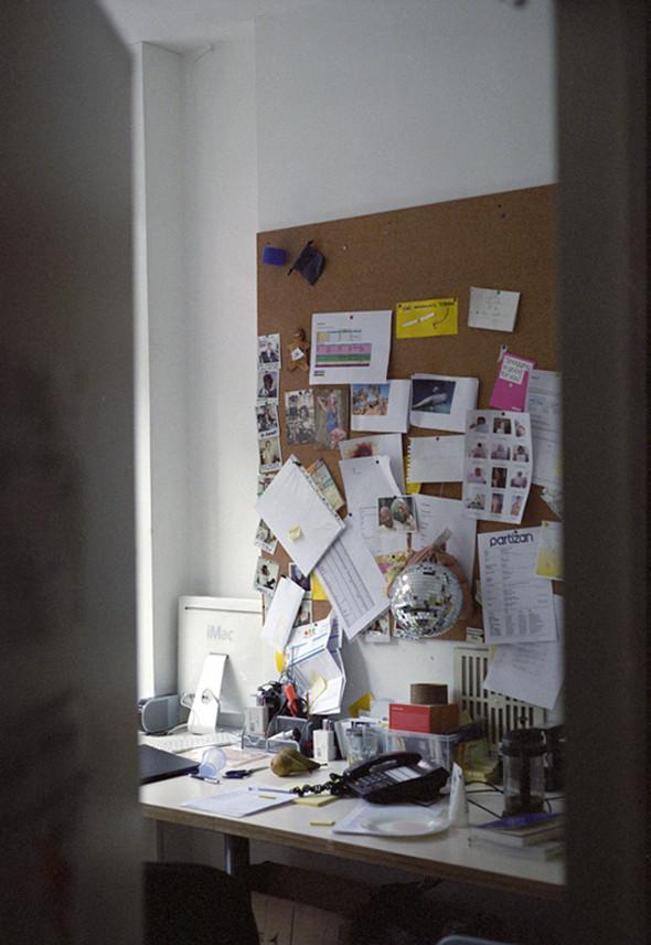Офис продакшн компании Partizan, Лондон. Изображение № 8.