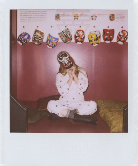 Эми Адамс снялась в лукбуке Boy by Band of Outsiders. Изображение № 19.