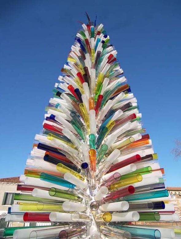 Самые необычные рождественские елки. Изображение № 8.