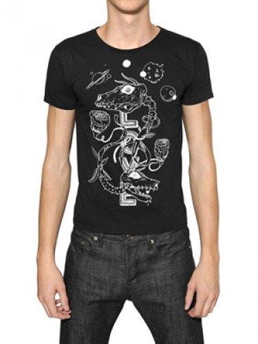 Grimes создала принты для Saint Laurent. Изображение № 5.