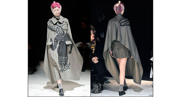 Японский вклад в haute couture. Изображение № 50.