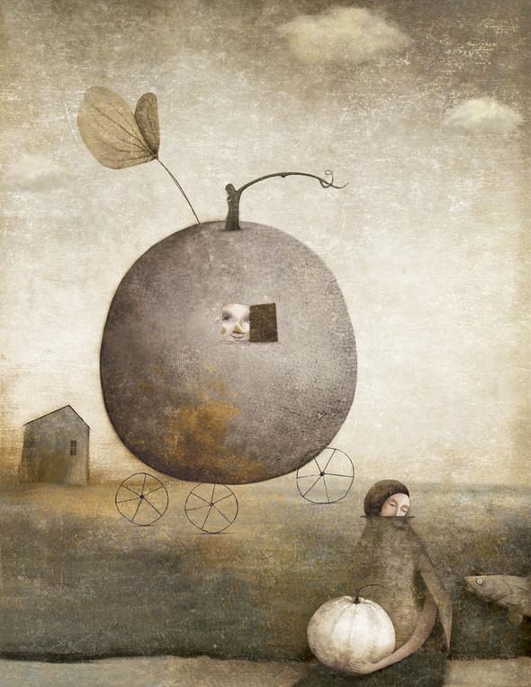 Luis Gabriel Pacheco - художник-иллюстратор. Изображение № 3.
