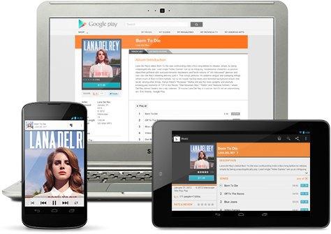 В России открывается Google Play Music. Изображение № 1.