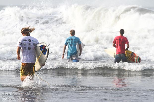 Результаты российских соревнований по серфингу Surf Jam Bali 2012. Изображение № 9.
