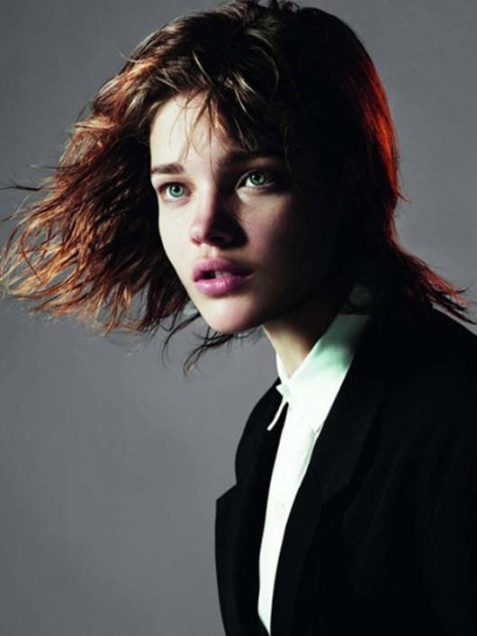 Съёмка: Наталья Водянова для Vogue. Изображение № 11.