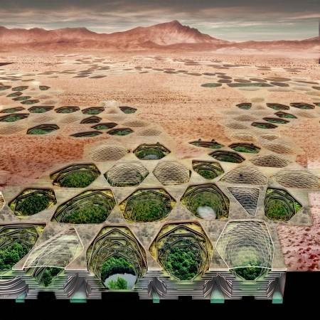 Мечты о другой жизни: Архитектура на грани реальности. Изображение № 27.