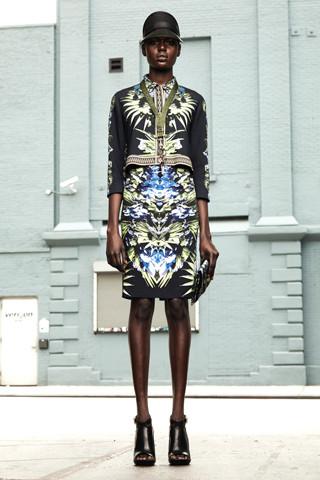 Изображение 1. Лукбуки Resort 2012: Givenchy, Lanvin.. Изображение № 1.