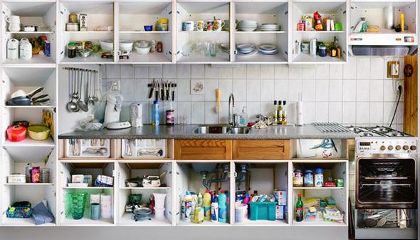 Кухонный вопрос: Гарнитуры и кухни в съемках Эрика Кляйна. Изображение № 1.